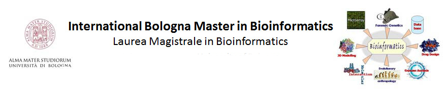 Master in Bioinformatics